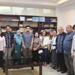 Since the Transition Plan inked DAB as one of the institutions to be reistablished under BARMM, #TeamDAB is also now full speed ahead towards inking its new structure and function. Today, the team headed by the DAB OIC President Ramil L. Masukat, accompanied by our consultants from the academe, Dr. Ombra A. Imam and Dr. Maripaz C. Abas, met with the Ateneo de Davao President and long-time Bangsamoro supporter Fr. Joel Tabora, SJ, to discuss the details of working together on the DAB Strategic Planning. The Strat Planning will help DAB in formulating the perceived expansion of its coverage and enhancing its mandate, implemented through the Ateneo de Davao Academy of Lifelong Learning. The meeting culminated with an agreement to implement two upcoming activities on July: Environmental Scanning and Strategic Planning Activities. #biDABest #MoralGovernance
