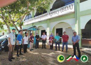 Development Academy of the Bangsamoro (DAB) meets Bangsamoro Development Agency (BDA)