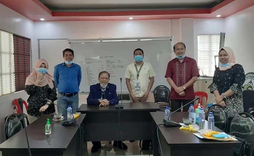 Another opportunity that DAB could excel its expertise on research when the two executives were invited to join the brainstorming session facilitated by the MILG.