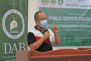 seminar-workshop on Public Service Digitalization