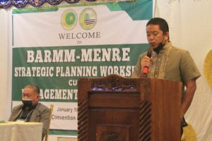 MENRE-BARMM has now set its strategic roadmap up to 2025