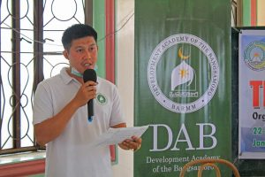 Local Qari Organization receives DAB extension services